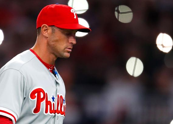 Phillies split twin bill with Mets