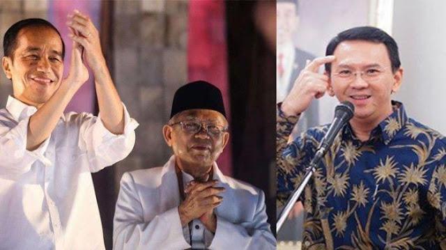 BPN Sebut Kelompok Islam Segera Tinggalkan Jokowi Ketika Ahok Gabung
