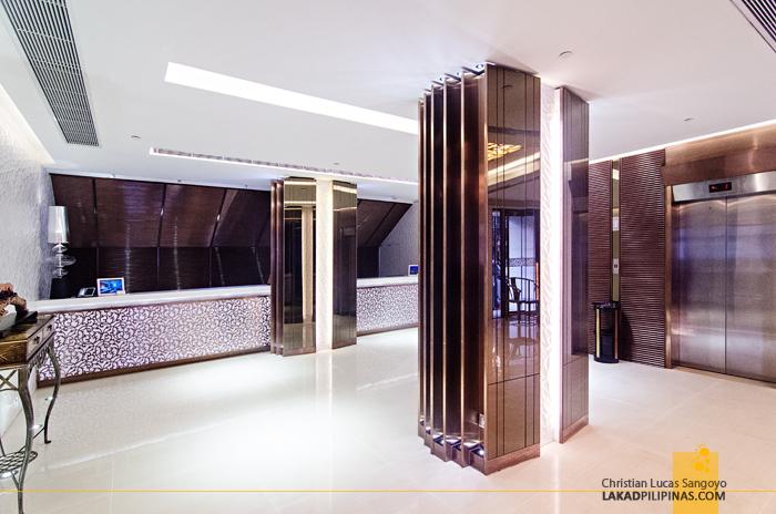 Metropole Hotel Macau Lobby