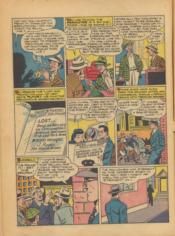 Action Comics (1938) 69 Page 6