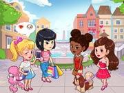 لعبة بنات فى المدينة