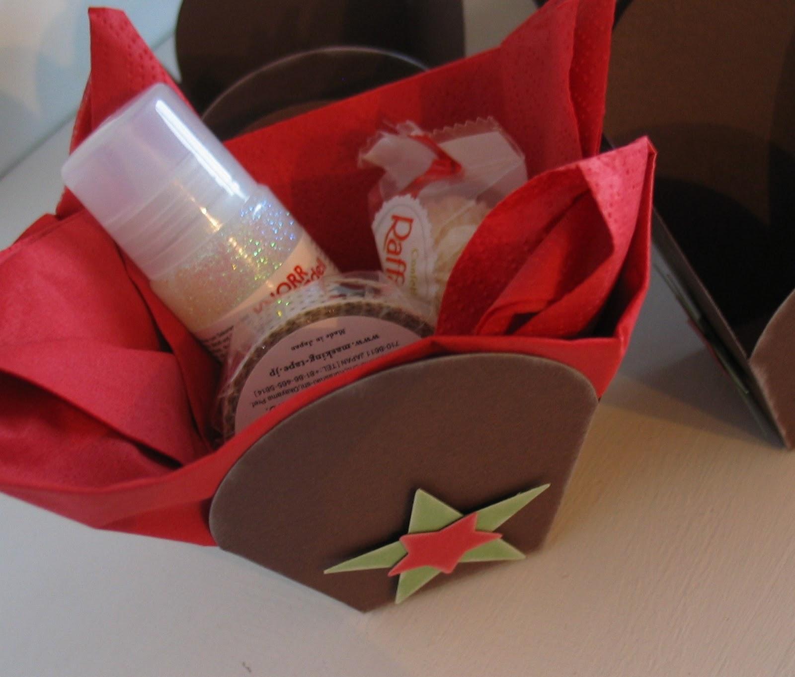 stampin with beemybear kleine weihnachtsgeschenke. Black Bedroom Furniture Sets. Home Design Ideas