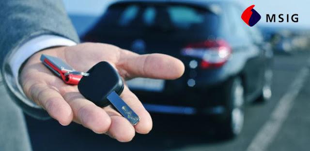 Tentang Asuransi Kendaraan MSIG