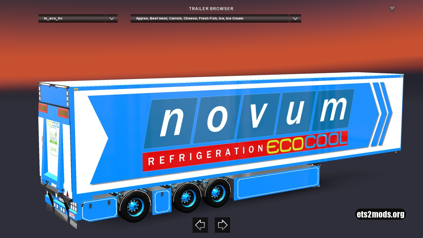 ECO FRC Trailer