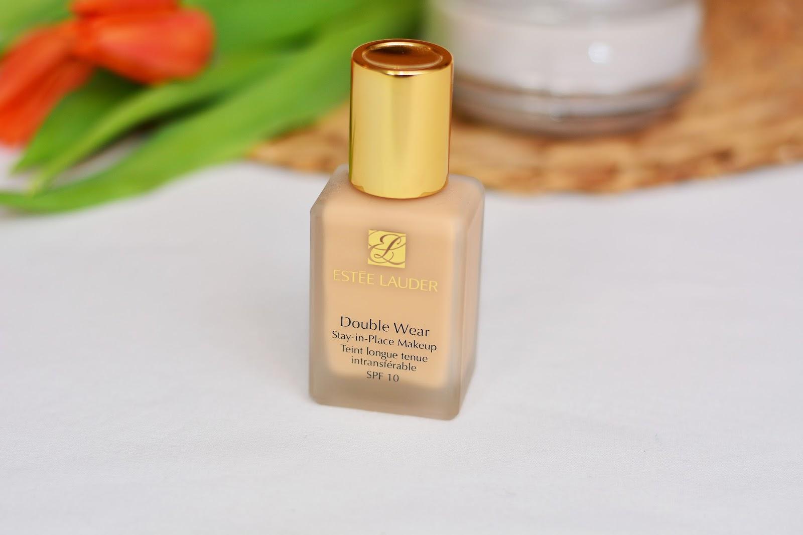trwały podkład Estee Lauder  Double Wear desert beige