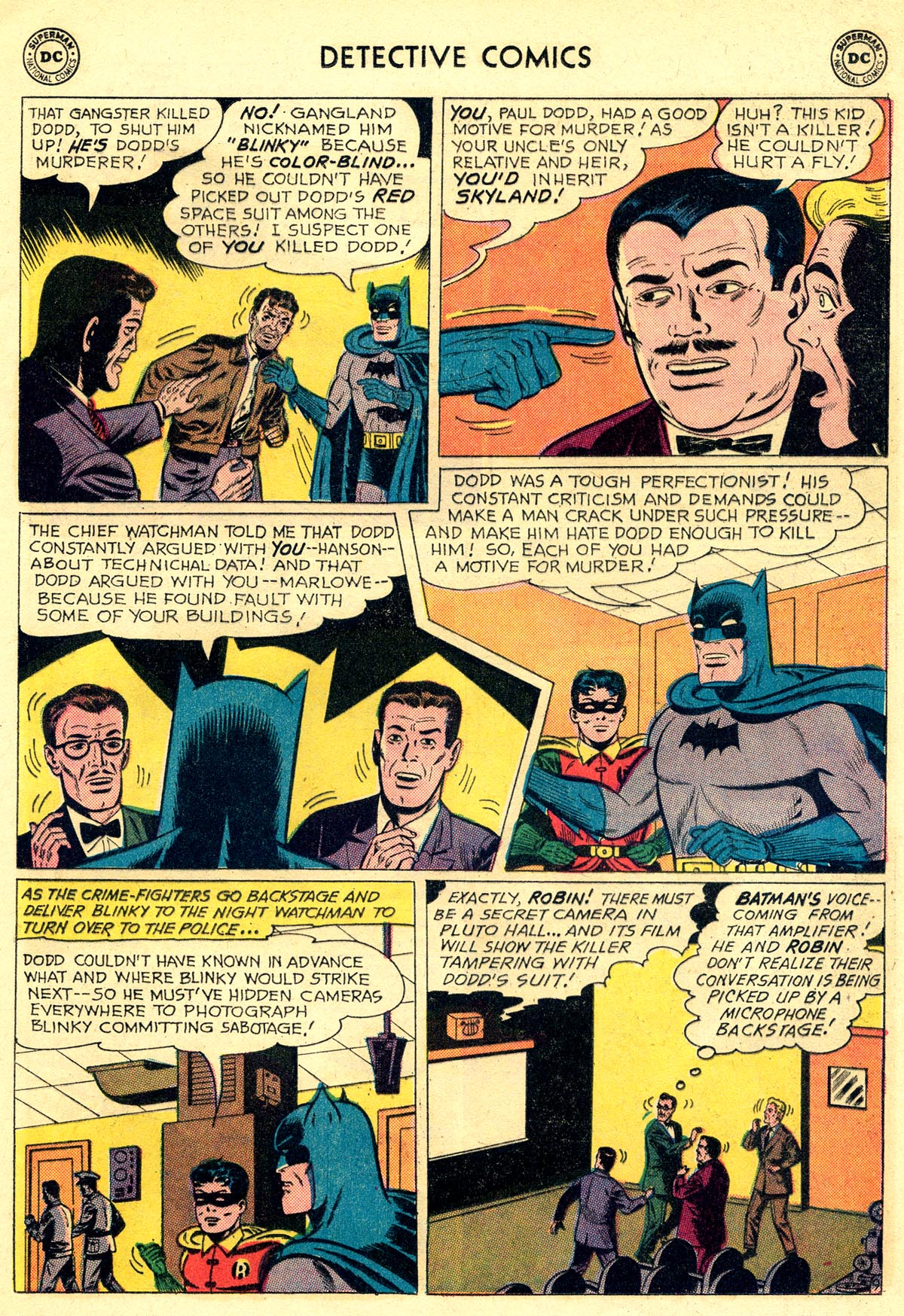 Detective Comics (1937) 303 Page 12