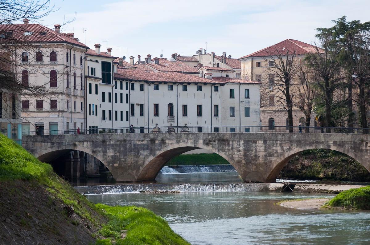 River, Vicenza, Veneto, Italy