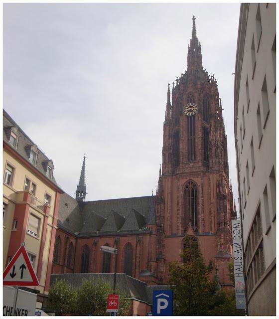 Dom St Bartholomäus em Frankfurt