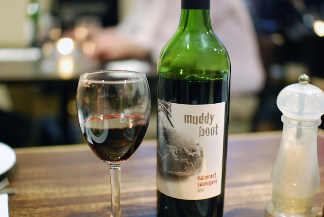 Muddy Boot Hunter Valley Wine