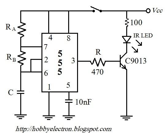 Ir Remotecontrol Receiver 1 Circuit Diagram Tradeoficcom