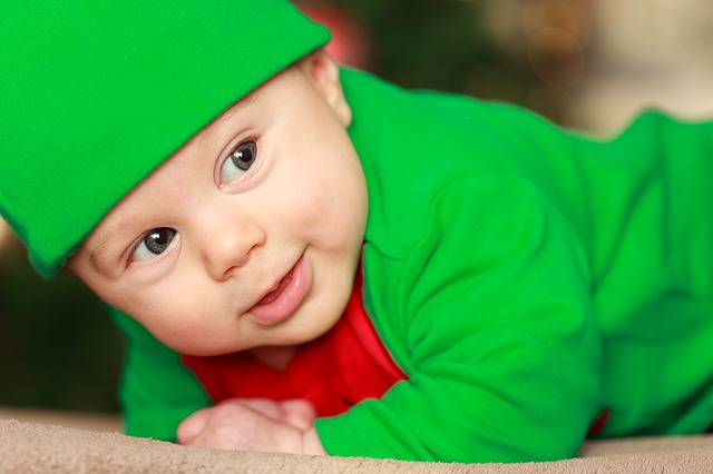 Image: Cute Baby Elf, by Petr Kratochvil on PublicDomainPictures