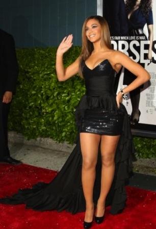 Beyonce In The Little Black Dress Celebrities Best Little