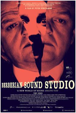 Berberian Sound Studio 2012 DVD R2 PAL Spanish