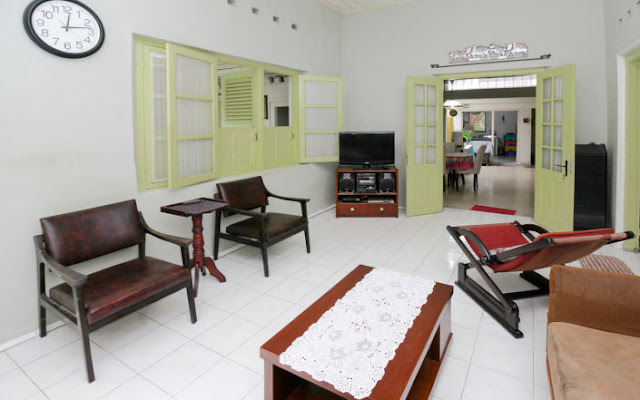 Airy rooms ngadiwinatan