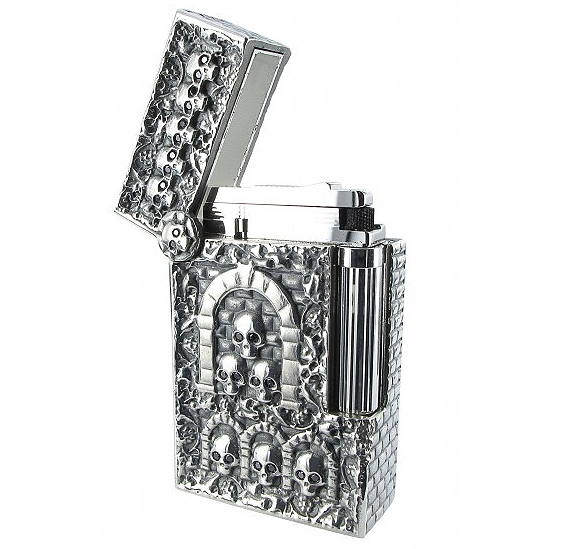 catacombs lighter sterling silver