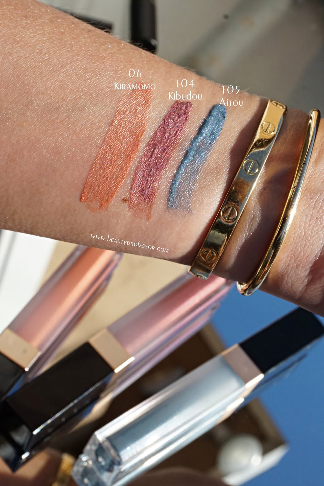 suqqu spring summer 2019 collection swatches