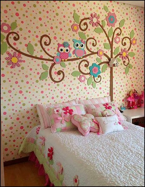 Decorating theme bedrooms - Maries Manor: Owls wall stickers
