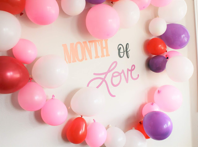 Month of Love Party
