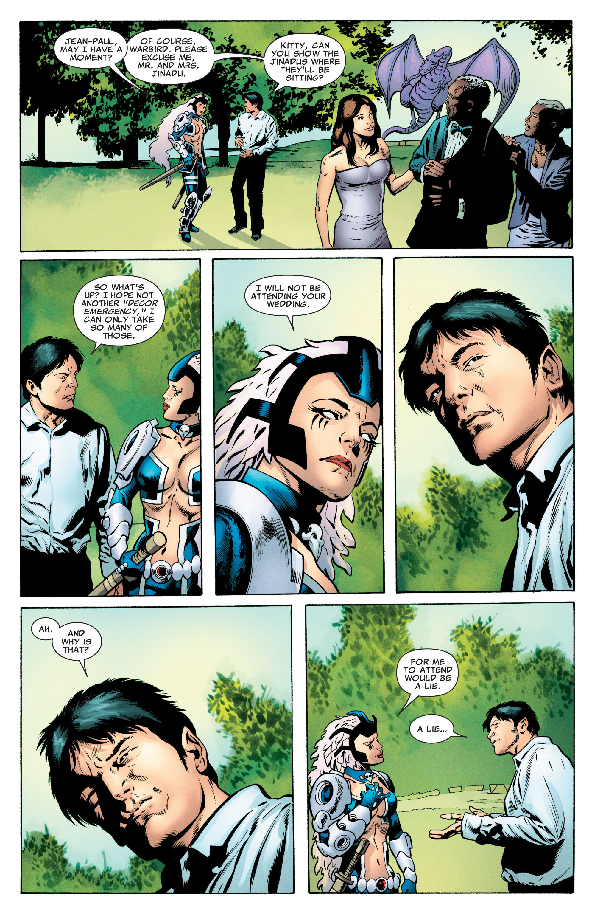 Read online Astonishing X-Men (2004) comic -  Issue #51 - 15