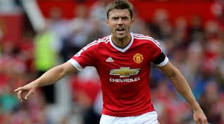 Michael Carrick Kapten Baru Manchester United