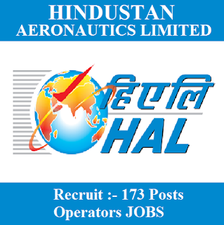 Hindustan Aeronautics Limited, HAL, 10th, ITI, Operator, UP, Uttar Pradesh, freejobalert, Sarkari Naukri, Latest Jobs, hal logo
