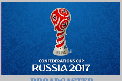 Free Channels Broadcasting Confederation Cup 2017