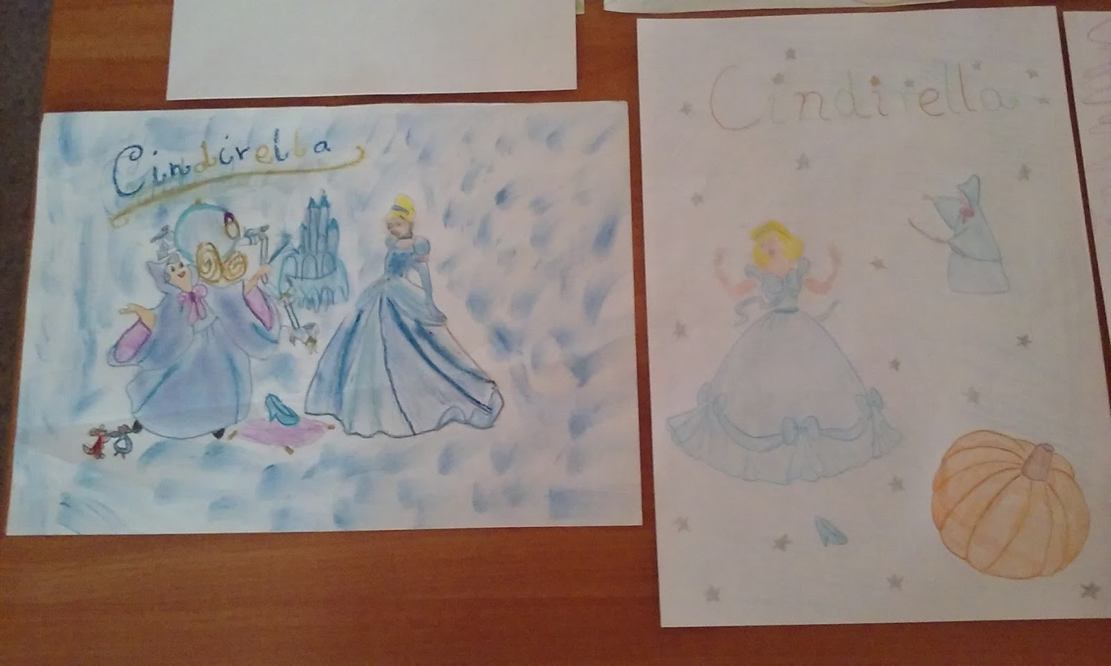 Happily Ever After Cinderella Fairy Tale