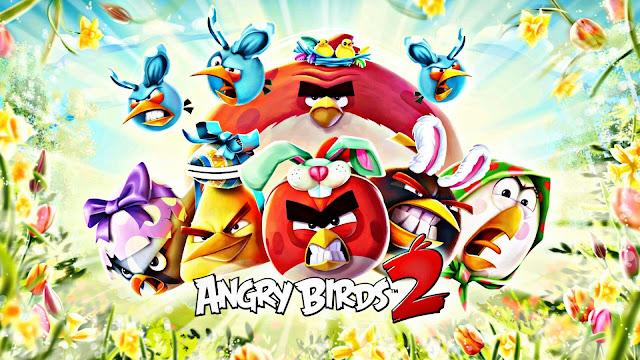 تحميل لعبة Angry Birds 2 v2.13.0 مهكرة للاندرويد (اخر اصدار)