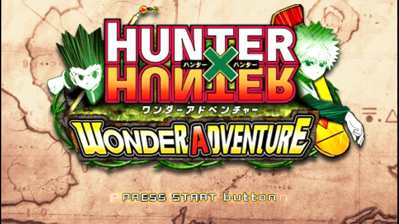 Hunter x hunter wonder adventure japan psp iso free download hunter x hunter wonder adventure japan psp iso free download ppsspp setting voltagebd Gallery
