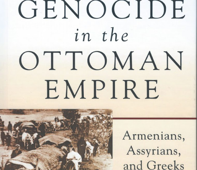 Νέο βιβλίο για τη Γενοκτονία Ελλήνων, Αρμενίων, Ασσυρίων στην Οθωμανική Αυτοκρατορία