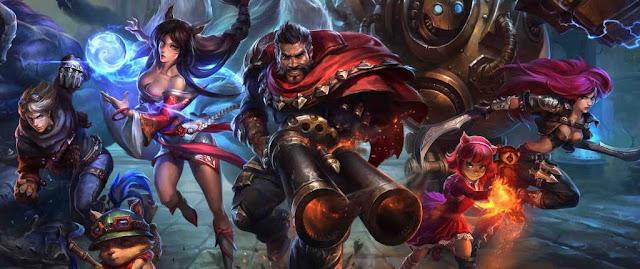 MOBA atau multiplayer online battle arena  15 Game MOBA Terbaik Terpopuler Untuk PC