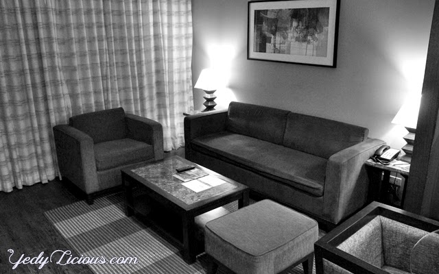 B Hotel Alabang Penthouse Suite