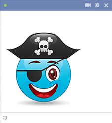Pirate emoji