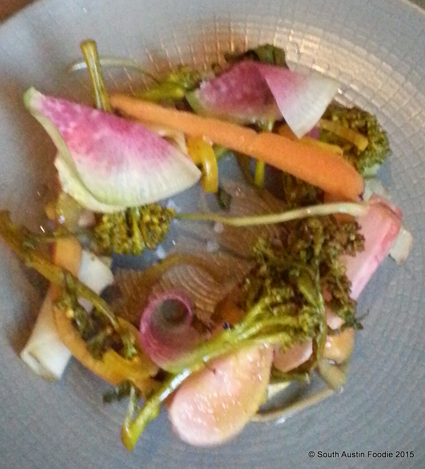 Pickled vegetables at Olamaie