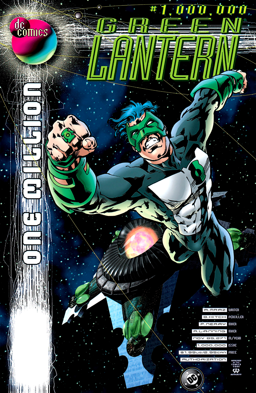 Green Lantern (1990) 1000000 Page 1
