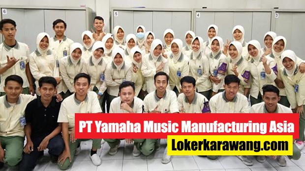 PT Yamaha Music Manufacturing Asia Cikarang