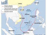 China Langsung Protes Saat Indonesia Ganti Nama Laut China Selatan Jadi Laut Natuna Utara