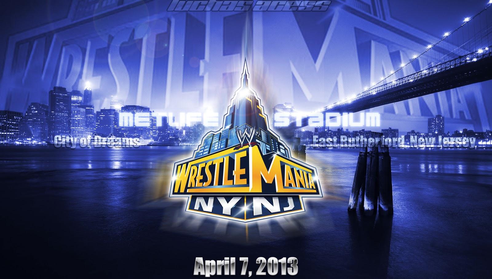 The Undertaker 3d Wallpaper All Wallpapers Wwe Wrestlemania 29 Poster 2013