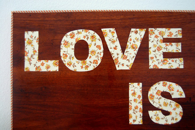 Oh Love Lovely Project 52 1 Diy Wood Wall Decor