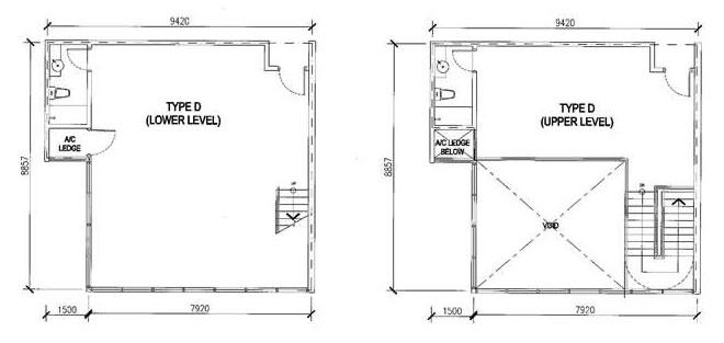 Floor Plan Feng Shui 平面图の风水 2014