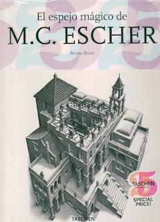 El espejo mágico de Maurits Cornelis Escher / Bruno Ernst.