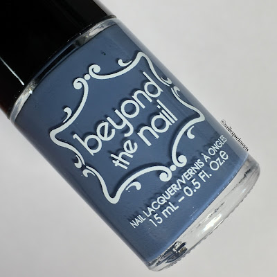 Beyond The Nail Sleet swatch from winter sub-zero collection