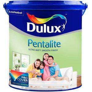 Rekomendasi Cat Antibocor Dulux Pentalite