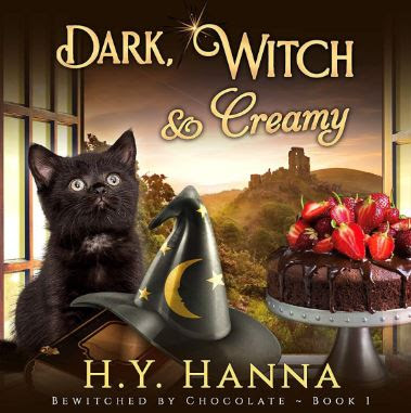 Dark, Witch & Creamy by HY Hanna - Amber's Purrsonal Copy ©BionicBasil®Feline Fiction on Fridays