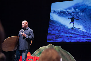OluKai's Narrative Talk Story Presented Through Archie Kalepa  at TEDxMaui 2013 6