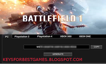 battlefield 1 free origin cd key generator-activation code