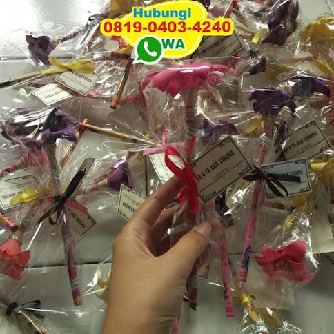 jual souvenir pensil berkualitas eceran 53878
