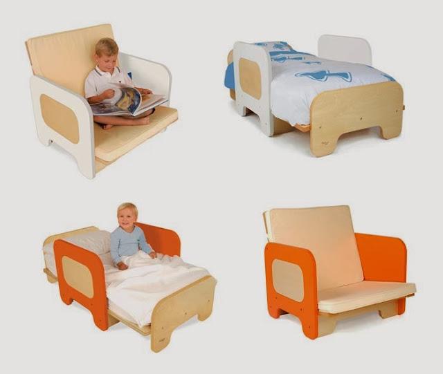 Decora tu vida diy camas ocultas y de doble uso - Doble cama para ninos ...