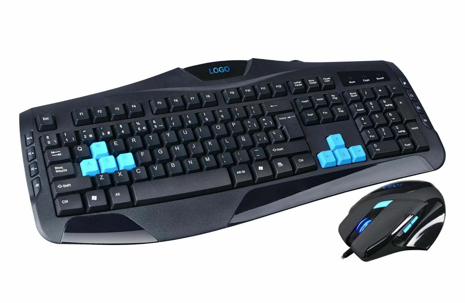 Aninimal Book: CIBUS COMP: Keyboard Mouse Set