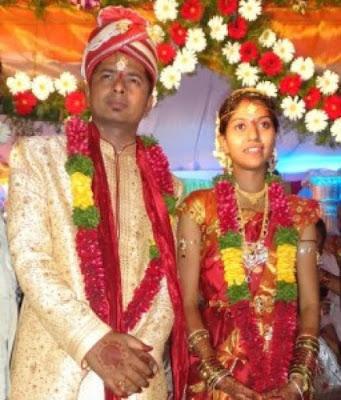 folk-singer-madhu-priya-married-srikanth-on-30-october